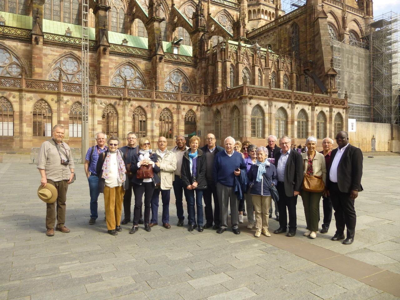 rencontre de gothique sur strasbourg